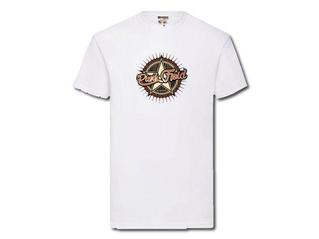 tričko bílé Punk Floid