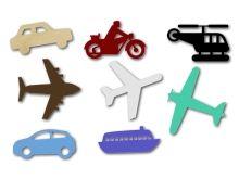 výřezy dopravních prostředků