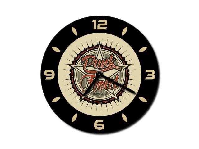 kombinované hodiny Punk Floid