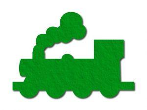 447 - zelená