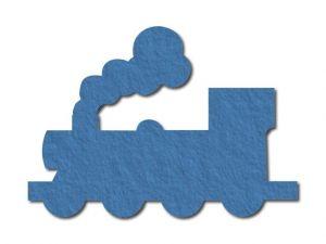 Filcová lokomotiva