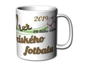 Hrnek 100 let zábřežského fotbalu