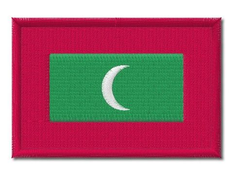 vlaječka Maledivy