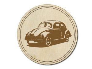 Podtácek VW Brouk