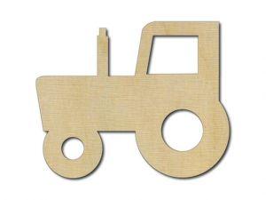 Výřez Traktor 3