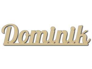 ukázka jména Dominik