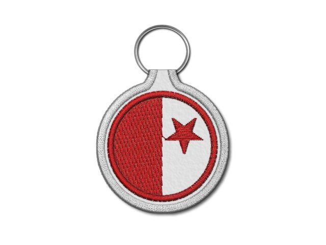 klíčenka Slavia