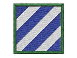 Nášivka 3rd Infantry Division