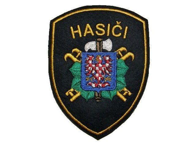 Nášivka Hasiči