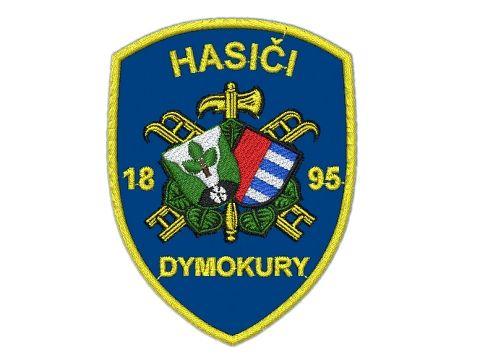 Nášivka Hasiči Dymokury Pelisport