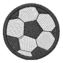 Nášivka Kopací míč