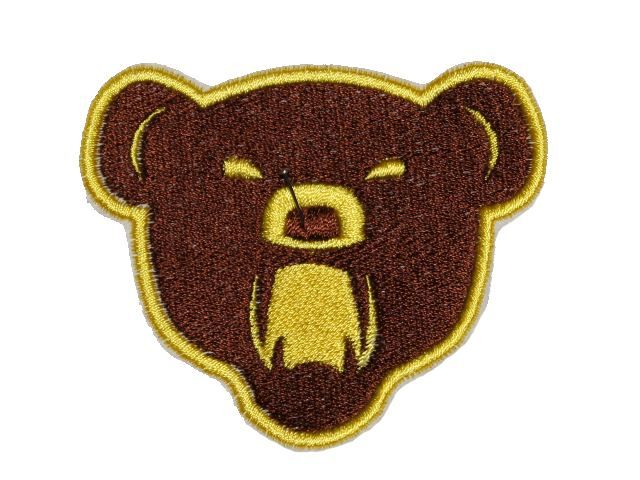 Nášivka Medvěd Pelisport