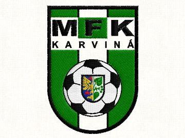 Nášivka MFK Karviná Pelisport
