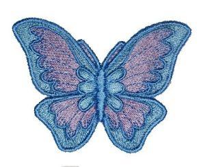 Nášivka Motýl