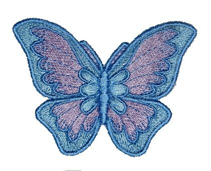 Nášivka Motýl Pelisport