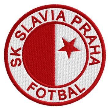 Nášivka Sk Slavia Praha celovyšitá