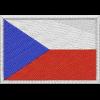 Vyšívané vlaječky