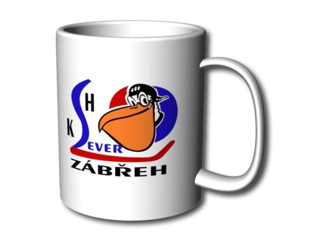 hrnek KSH Sever Zábřeh