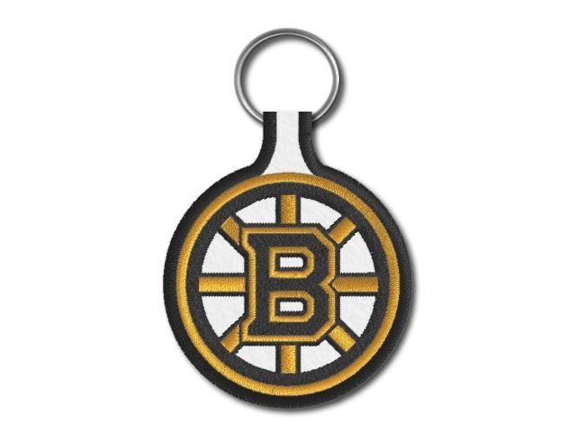 klíčenka Boston Bruins