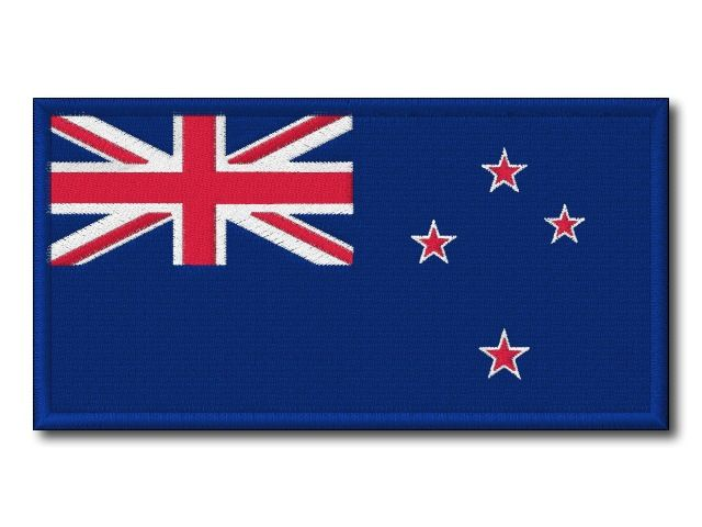 MAXI vlaječka Nový Zéland