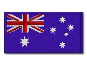 Nášivka Austrálie