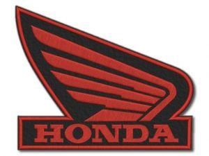 Nášivka Honda XL