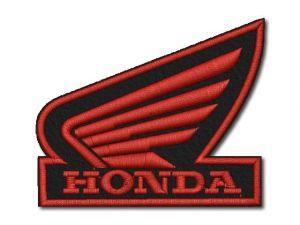 Nášivka Honda křídlo