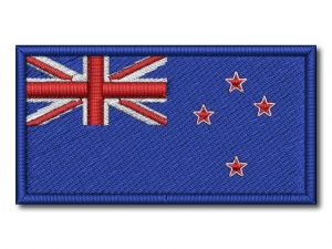 Nášivka Nový Zéland