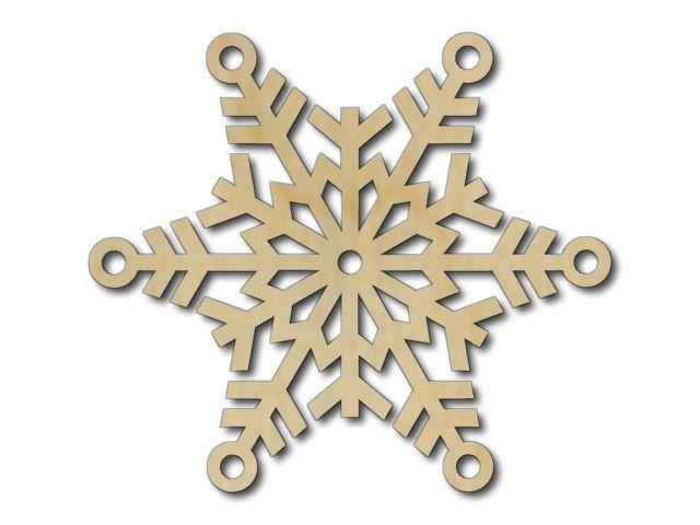vánozční ozdoba hvězda přírodní
