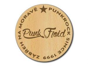 Podtácek Punk Floid