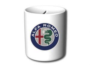 Pokladnička Alfa Romeo