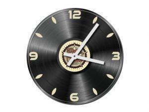 Skleněné hodiny Punk Floid 2