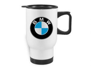 Termohrnek bílý BMW