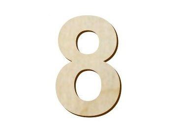 číslice 8