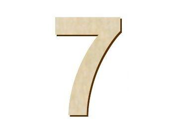 číslice 7