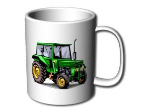 Hrnek s traktorem