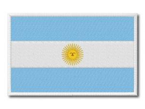 MAXI vlaječka Argentina