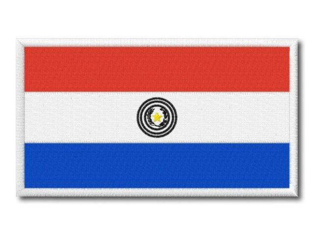 MAXI vlaječka Paraguay