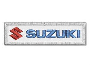 Nášivka Suzuki