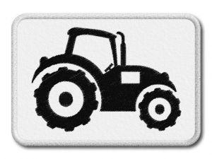 Výšivka Traktor 1