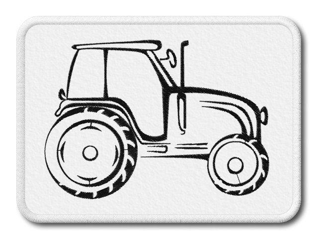 nášivka Traktor