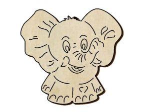 Výřez Slon doprodej