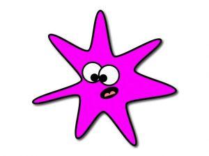 Filcová hvězda T2