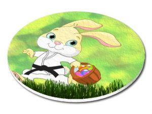 Filcový podtácek Velikonoce 1