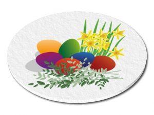 Filcový podtácek Velikonoce 2