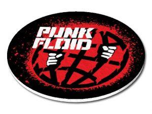 Filcový podtácek Punk Floid