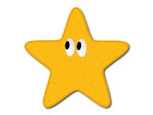 Filcová hvězda T1