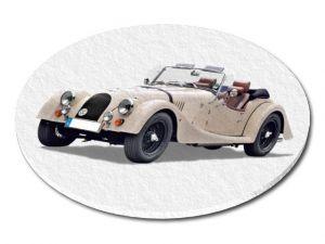 Filcový podtácek Morgan-roadster