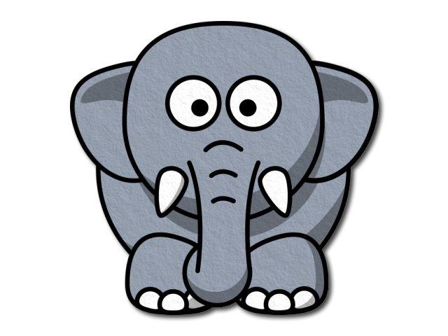 filcový slon