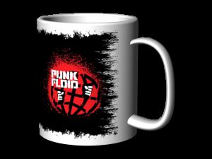 Hrnek bílý Punk Floid 1